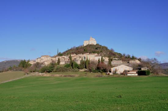 Montclar-sur-Gervanne