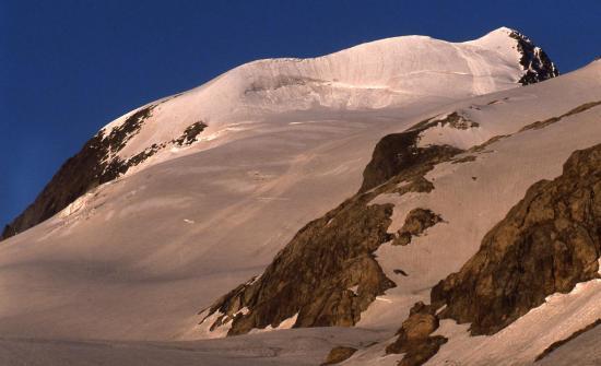 Montee au Pic de l'Etendard