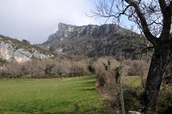 Les Arthauds et le Rocher St Pierre