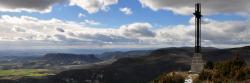 Panorama depuis la Croix du Vellan