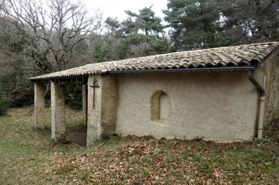 La chapelle Saint Pancrace