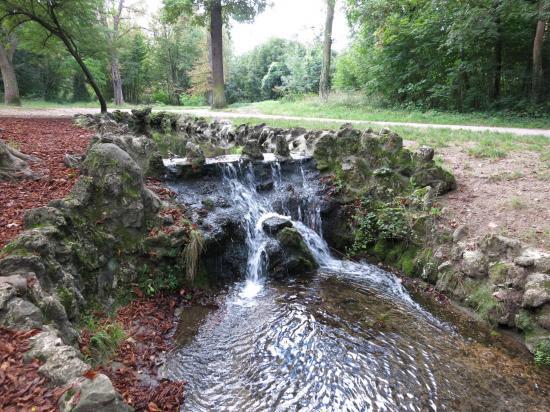 Le long du ruisseau (Bois de Vincennes)