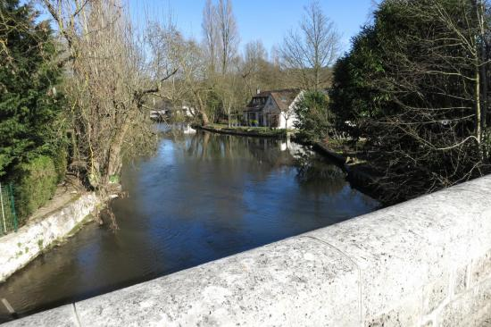 L'Essonne à Baulne