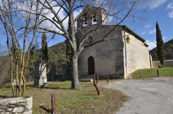 L'église de Véronne