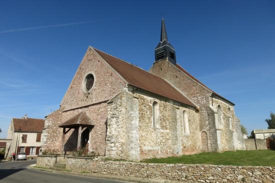 Saint-Rémy-la-Vanne (église)