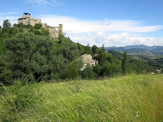 Le château de Piégros