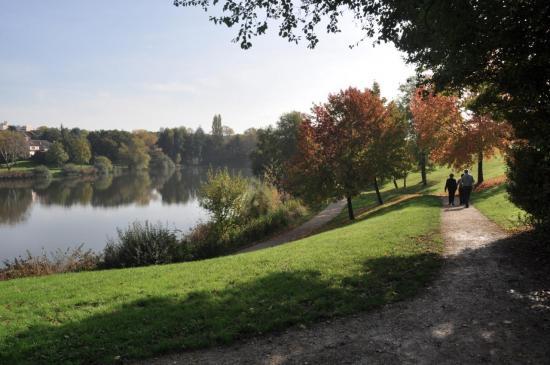 L'étang du Maubuée