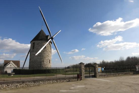 Le moulin de Sempin à Montfermeil