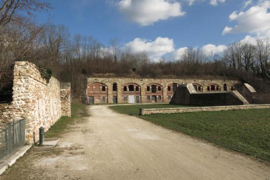 Le fort de Chelles
