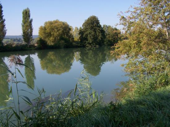 La Marne à Dormans