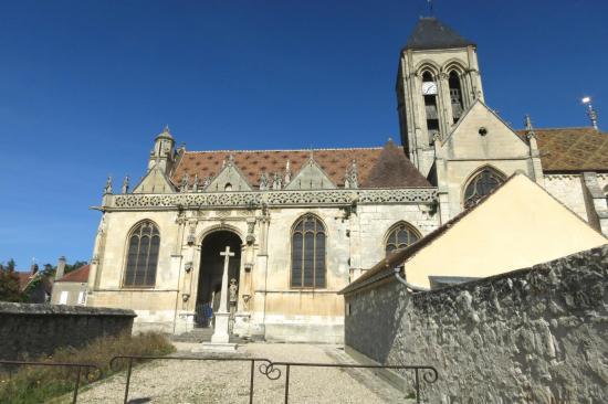 Eglise Notre-Dame de Vétheuil