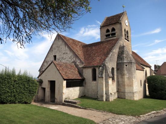 L'église de Noisy-sur-Oise