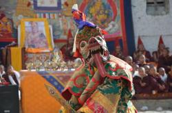 Danse des masques (2e jour)