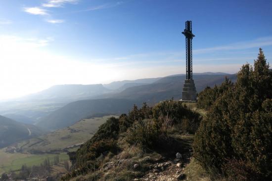Croix du Vellan (953m)