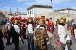 La procession hors les murs