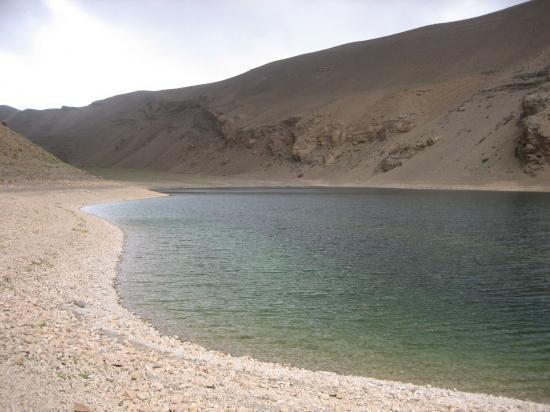 Le lac Tamda