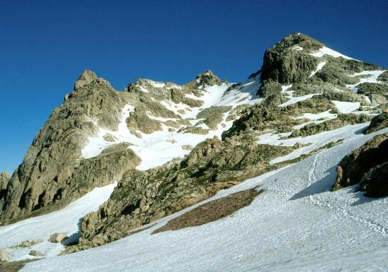 La montée au Grand Galibier