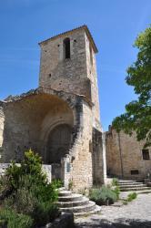 Le Poët-Laval (chapelle St-Jean)