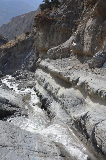 Canyoning dans la Damena khola