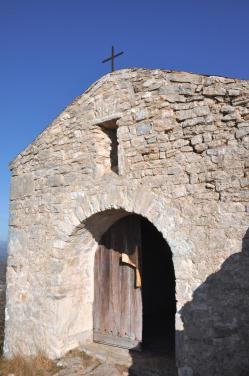 La chapelle Saint-Médard