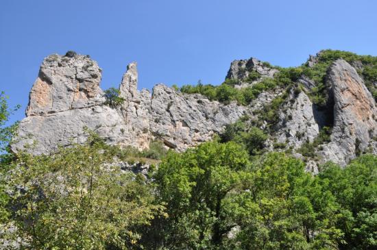 La Baume (Gorges de Saint-Moirans)