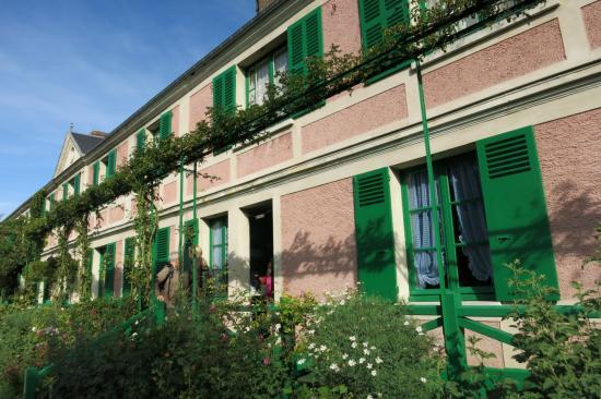 Giverny, la maison de Monet