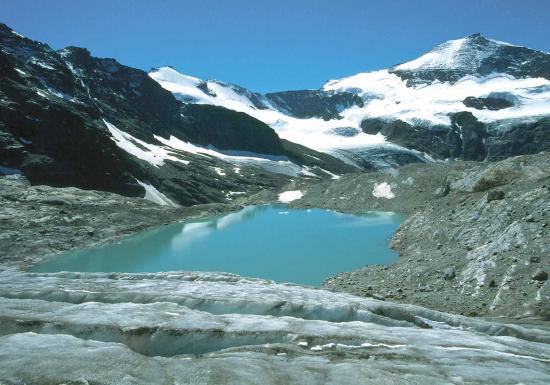 Le glacier de Grand-Méan