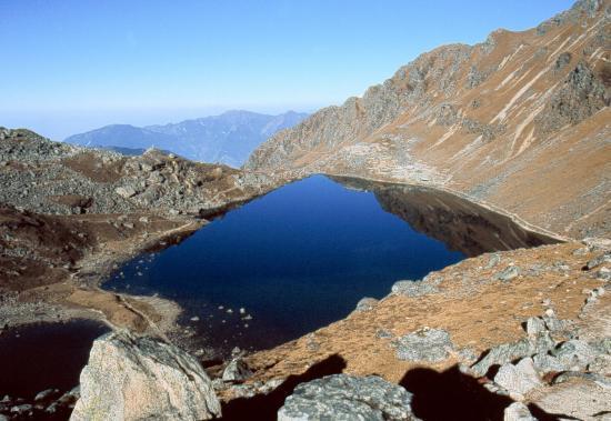 Lac du Gosainkund