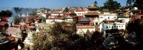 Pashupatinath (vallée de Kathmandu)