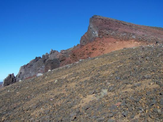 Le sommet du Piton des Neiges (3071m)