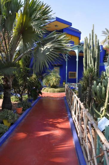 Jardins Majorelle (Marrakech)