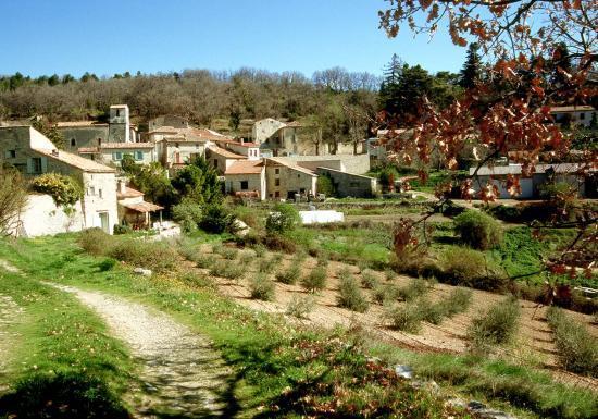 Sainte-Croix-la-Lauze