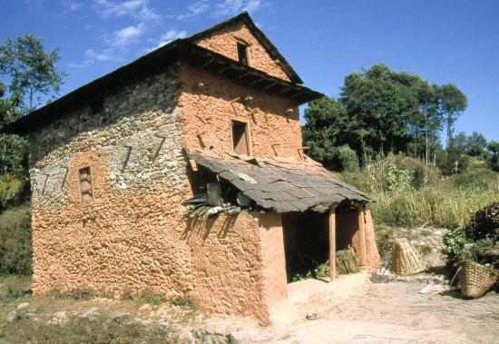 Le village de Mulkharka
