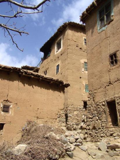Maisons de village à Amsouzart