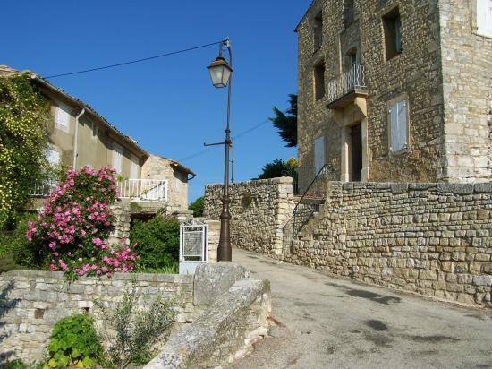 Le village de Murs