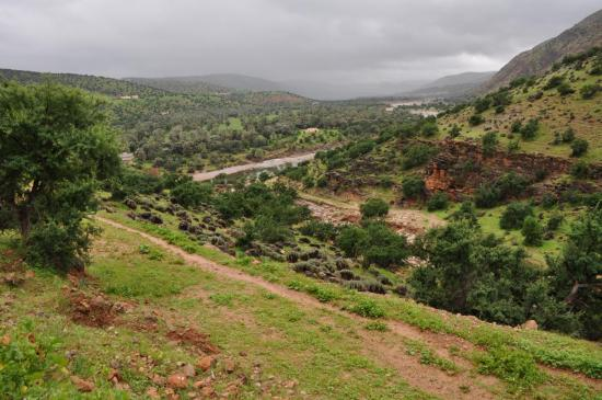 La vallée de Khemis Ait Moussa