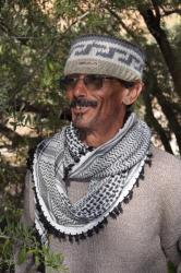Mhamed El Omary, artiste des pistes et de trekking