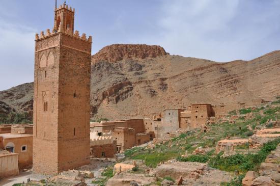 La mosquée de Timguidcht