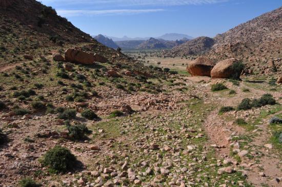 Chaos de roches de Tafraoute