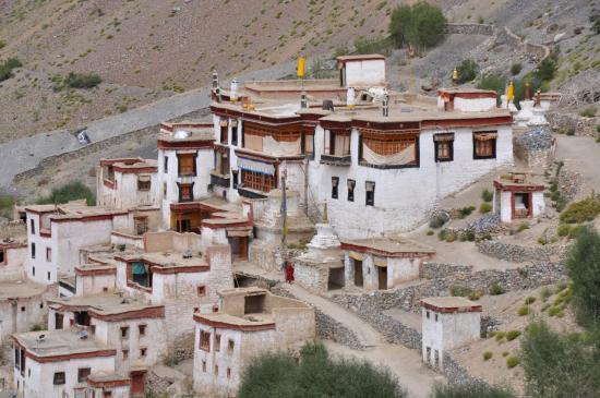 Le monastère de Lingshed