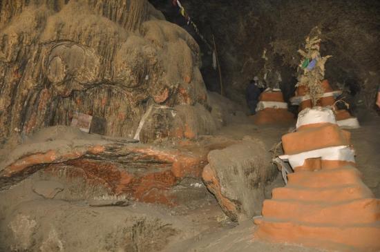L'intérieur de Chungsi cave