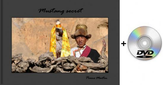 Album Mustang secret & DVD