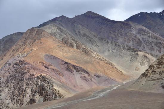 La vallee de l'Indus