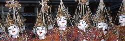 Marionnettes à Chiang Mai
