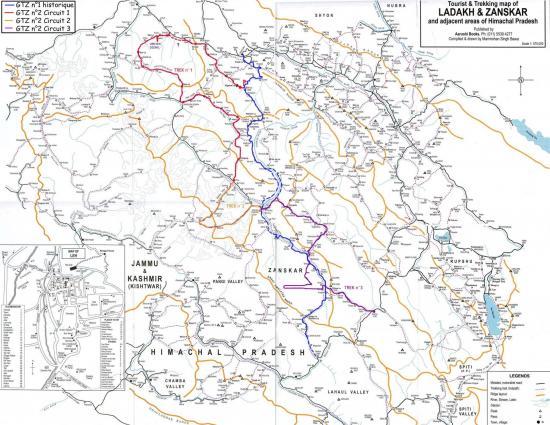 Grande Traversée du Ladakh-Zangskar n°2