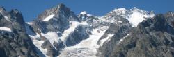 Col du Lautaret (massif de la Meije)