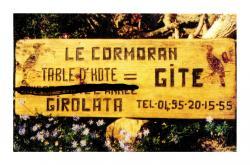 Gite Le Cormoran à Girolata