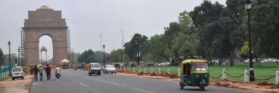 Delhi (India Gate)