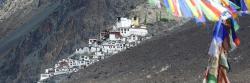 Le monastère de Diskit