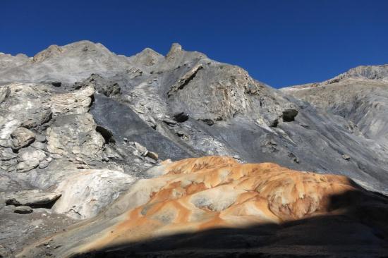 Au coeur du canyon de la Chhuchhu gompa khola